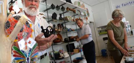 Voormalige Wereldwinkel Twenterand geeft overgebleven 20.000 euro aan Derde Wereld