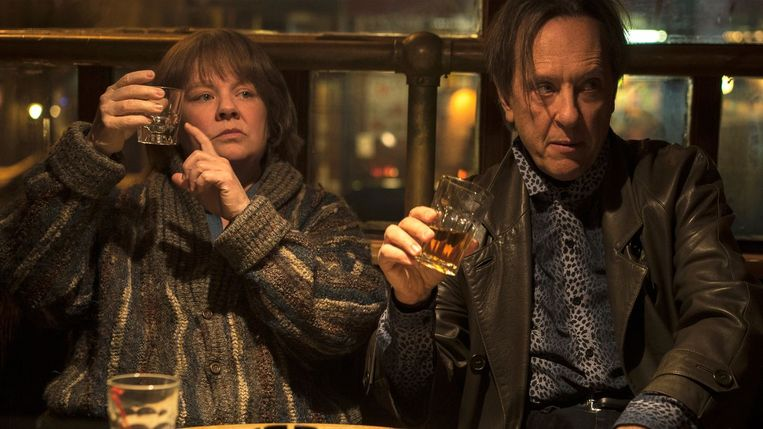 Can you ever forgive me? Beeld VRT