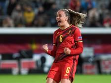 Euro féminin: la Belgique plante neuf buts à la Lituanie et jouera sa 'finale' face à la Suisse