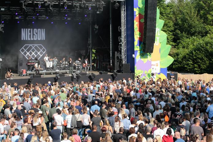 Morgen volgt het gratis festival Wantijpop, met optredens van onder meer de Dordtse Merol en zangeres Ilse DeLange.