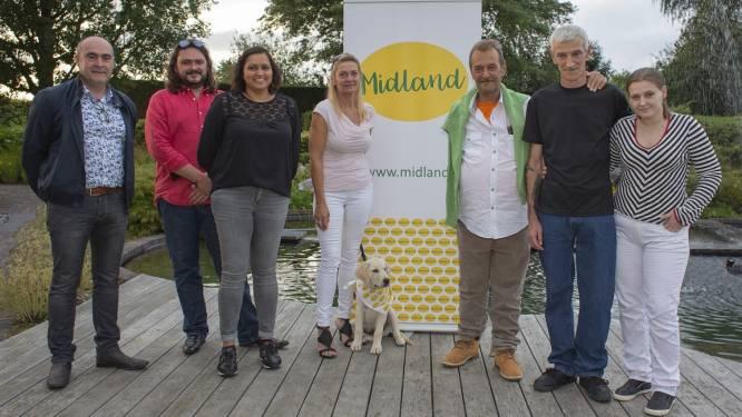 """Talentvolle geëngageerde groep stoomt zich klaar voor nieuw Folk & Indie-muziekfestival Midland: """"We willen Pukkelpop overtroeven"""""""