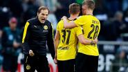 Dortmund pas in slotfase voorbij Mönchengladbach