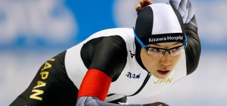 Kodaira wint met baanrecord ook tweede 500 meter