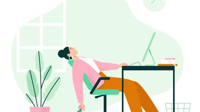 Wie burn-out had, krijgt minder kansen op een nieuwe job. Nochtans is de baas mee verantwoordelijk, zegt expert