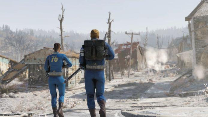 De desolate wereld van 'Fallout 76' wordt met de gratis 'Wastelanders'-uitbreiding wat meer bevolkt.