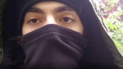 """IS verspreidt video vermeende dader mesaanval Parijs: """"Ik zweer trouw aan Al-Baghdadi. De overwinning is nabij"""""""