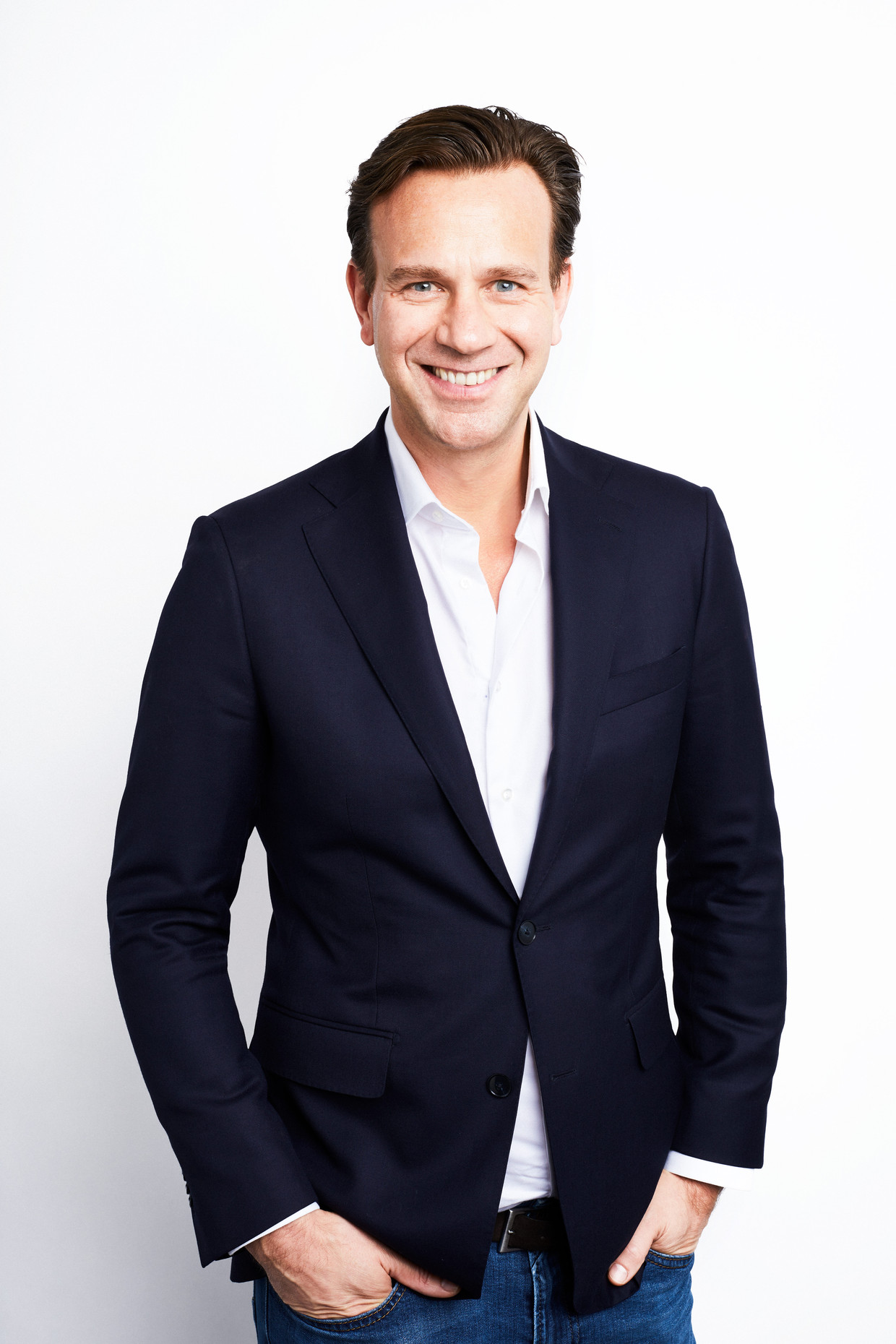 RTL-directeur Sven Sauvé Beeld RTL