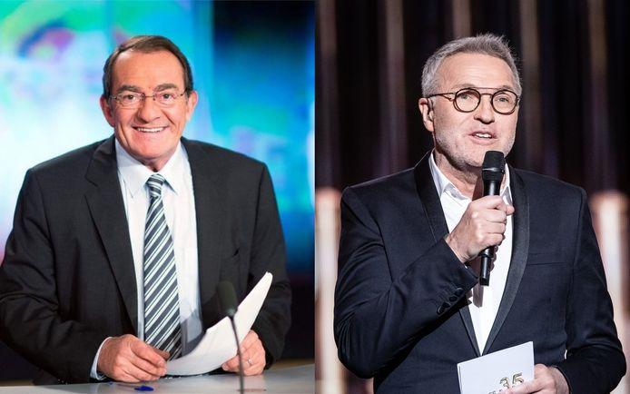 Jean-Pierre Pernaut et Laurent Ruquier