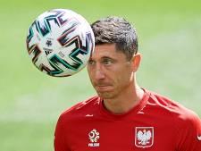 LIVE   Lewandowski start EK met Polen tegen Slowakije