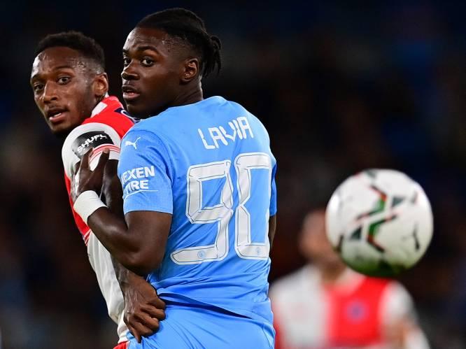 Zijn vertrek was harde klap voor beleidsmakers van Anderlecht, vandaag debuteerde hij in hoofdmacht Man City: een kennismaking met Roméo Lavia (17)
