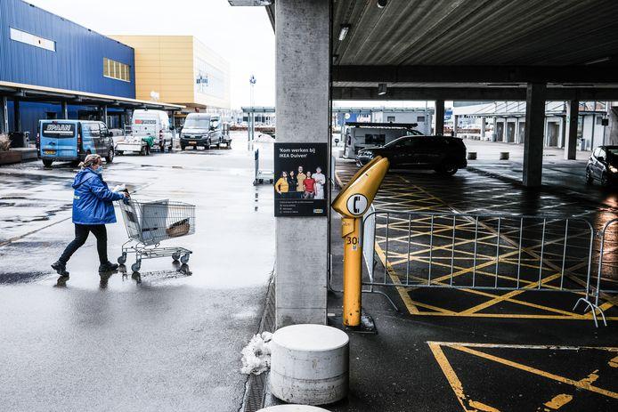 Bestellen bij de IKEA in Duiven.