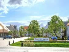 Een kleiner plan op het Kaasboerterrein bij Biggekerke mocht niet, een hotel met 466 bedden wél