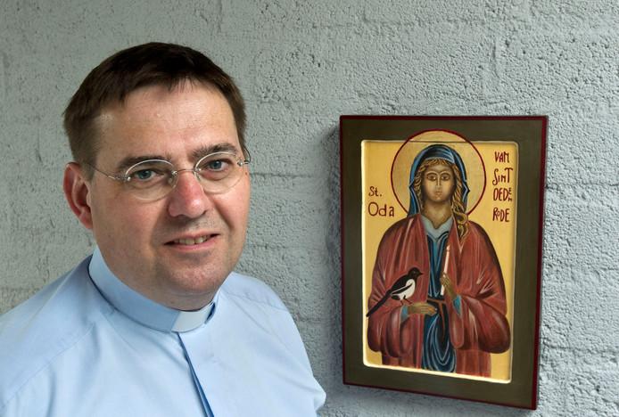 Vincent Blom, nu nog pastoor in Sint. Oedenrode, wordt de nieuwe plebaan van de Sint-Jan in Den Bosch.