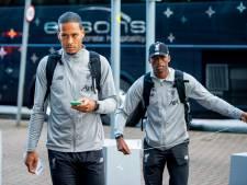 Supercup: Van Dijk en Wijnaldum kunnen zich in schaars rijtje voegen