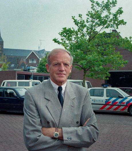 Kampens oud-politiechef Oldersma overleden, 'mensenmens' die geweldsspiraal doorbrak