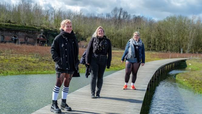 Cherriekes wandelen 60 kilometer om geld in te zamelen voor Fort 3