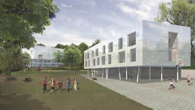 Licht op groen voor renovatie basisschool en bouw nieuwe school