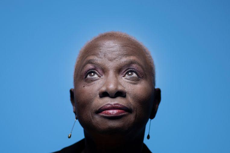 Angélique Kidjo  Beeld Hollandse Hoogte / AFP