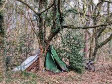 Gemeente Zeist over dakloze Mo die in bos woont: 'Accepteer hulp, anders ontruimen we terrein'