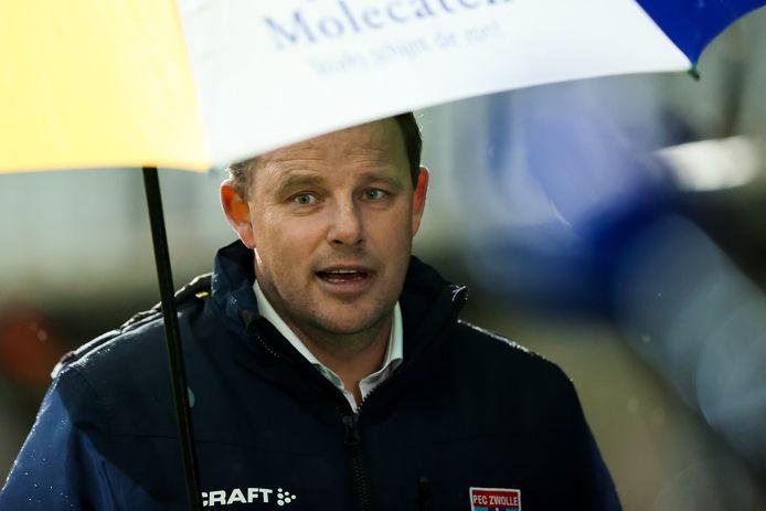 PEC-trainer John Stegeman zag woensdag zijn ploeg verdiend met 2-0 winnen van ADO Den Haag. En dat geeft niet alleen vertrouwen, maar ook rust, aldus de Epenaar.
