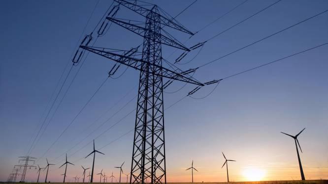 Elektriciteitsproducenten betaalden dit weekend om te mógen produceren