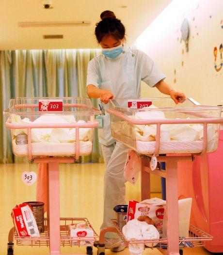 Centrale bank China: geboortebeperkingen opheffen en meer sparen