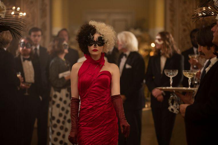 Cruella De Vil is het kwaad in hoogsteigen persoon. Beeld Laurie Sparham