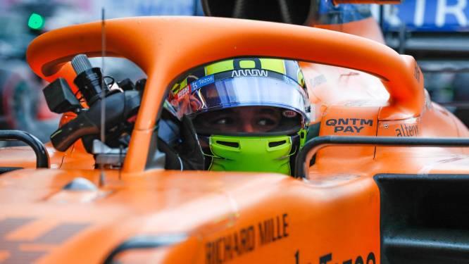 Polesitter Norris: 'Ook zonder de snelste auto kun je mooie dingen bereiken'