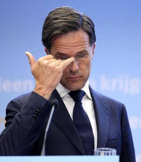 Rutte geschokt: 'Aan Peter verplicht dat het recht zijn beloop krijgt'
