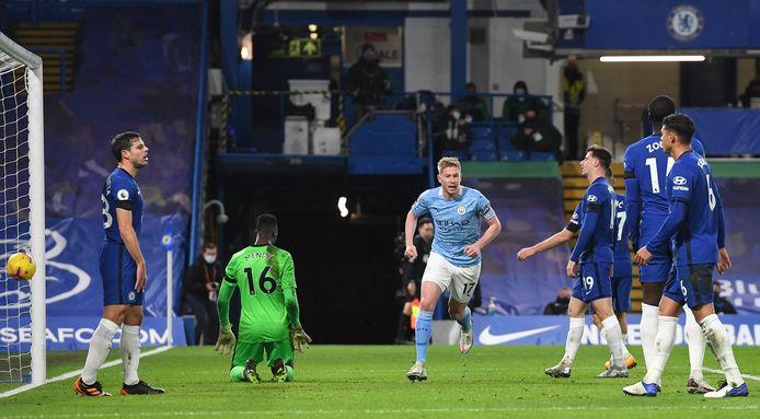 Manchester City en Chelsea spelen straks de CL-finale.