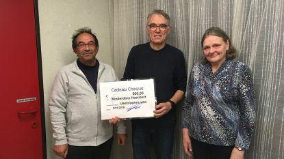 IJsetrippers schenken 500 euro aan Kinderdorp