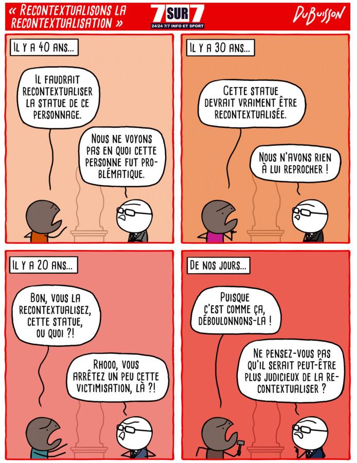 """""""Recontextualisons la recontextualisation"""", 12 juin 2020"""