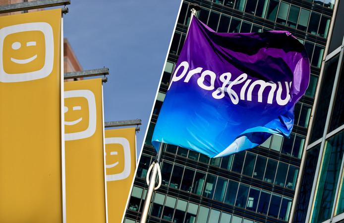 Chez Proximus, l'augmentation de la consommation du réseau fixe était de 50%, comparée à un lundi classique. Les appels étaient également 60% plus nombreux que lors d'une journée normale.