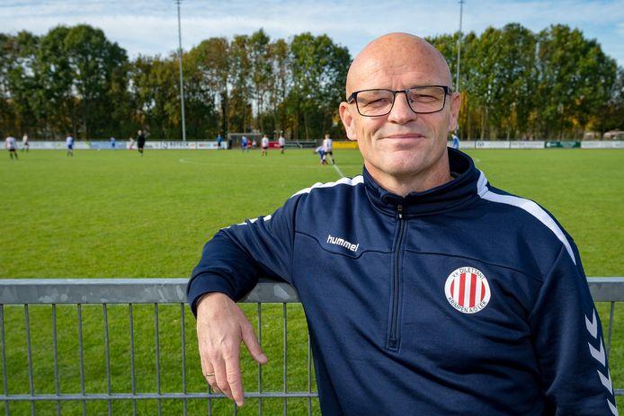 Jan Verveer is volgend seizoen weer trainer van zaterdag-derdeklasser Ameide.