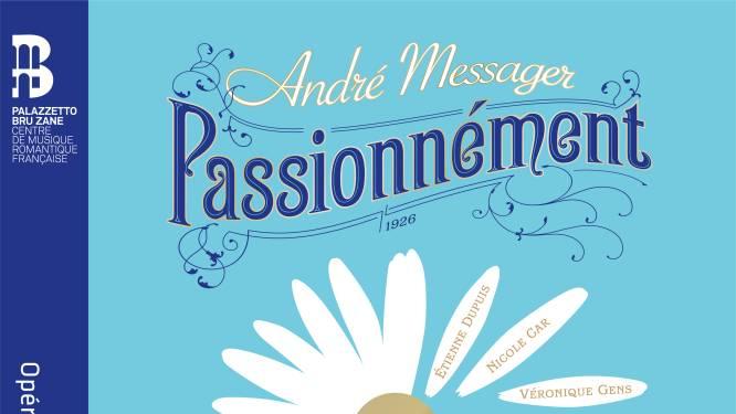 'Passionnément' knipoogt naar jazz, Café-Concert en Franse operette