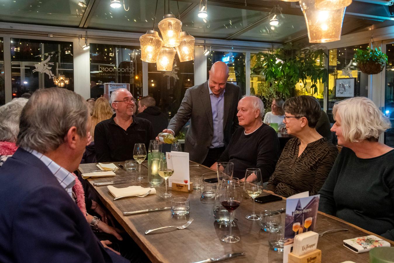 Restaurant Schoonoord in Oosterbeek.