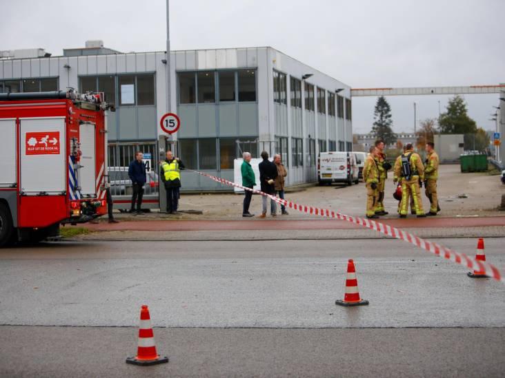 Gaslek op industrieterrein aan de Schakel in Eindhoven, omgeving afgesloten