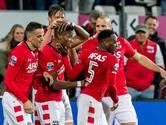 Invaller Friday schiet AZ naar drie punten tegen FC Twente