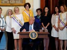 Trump verleent gratie aan overleden Susan B. Anthony, die werd opgepakt voor illegaal stemmen