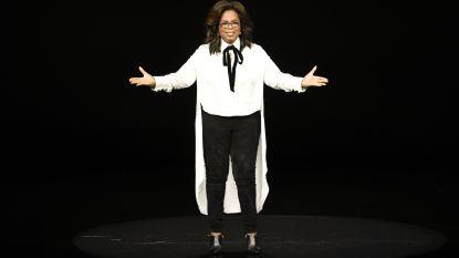 Oprah Winfrey gaat documentaires maken voor Apple TV+