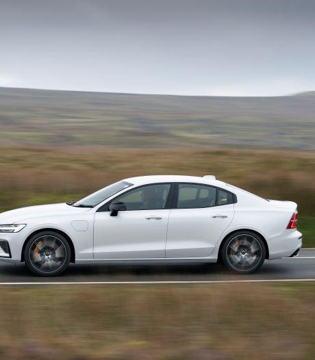 Deze 'super-S60' van Volvo heeft gouden gordels (en 405 pk!)