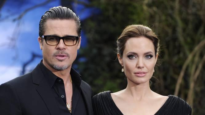 Opnieuw hommeles bij Brad Pitt en Angelina Jolie: discussies over wijngaard en voogdij