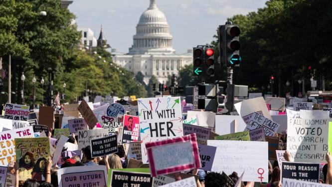 Amerikaanse regering wil dat Hooggerechtshof Texaanse abortuswet weer blokkeert