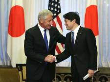 Les Etats-Unis réaffirment qu'ils défendront le Japon