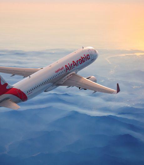 Nieuwe maatschappij op Eindhoven Airport vliegt naar Marokko; Air Arabia wil snel groeien