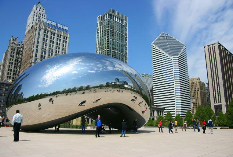 'Bean' in Chicago. Beeld shutterstock