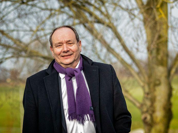 Staatssecretaris Hans Vijlbrief woont in Woubrugge en is kandidaat-Kamerlid voor D66.