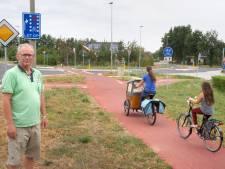 'Nieuwe kruising in Indoornik voor fietsers onveiliger geworden'