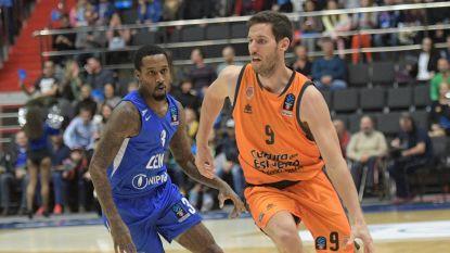 Valencia en Van Rossom staan in de finale van EuroCup basket