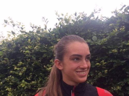 Eline Claeys in Lier meteen sterk op de 400m horden